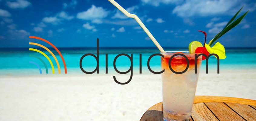 Літній марафон акцій від digicom!